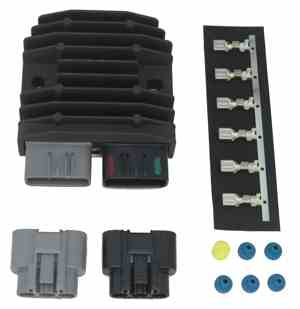 Mosfet R/R and connector set